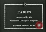 Image of Rabies in human brain United States USA, 1927, second 3 stock footage video 65675078239
