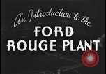 Image of Henry Ford with quadricycle Dearborn Michigan USA, 1934, second 3 stock footage video 65675078247