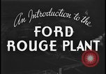 Image of Henry Ford with quadricycle Dearborn Michigan USA, 1934, second 4 stock footage video 65675078247