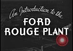 Image of Henry Ford with quadricycle Dearborn Michigan USA, 1934, second 5 stock footage video 65675078247