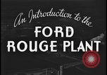 Image of Henry Ford with quadricycle Dearborn Michigan USA, 1934, second 6 stock footage video 65675078247