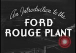 Image of Henry Ford with quadricycle Dearborn Michigan USA, 1934, second 7 stock footage video 65675078247