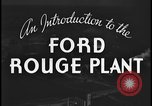 Image of Henry Ford with quadricycle Dearborn Michigan USA, 1934, second 8 stock footage video 65675078247