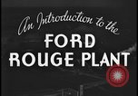 Image of Henry Ford with quadricycle Dearborn Michigan USA, 1934, second 9 stock footage video 65675078247