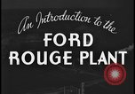 Image of Henry Ford with quadricycle Dearborn Michigan USA, 1934, second 10 stock footage video 65675078247