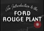 Image of Henry Ford with quadricycle Dearborn Michigan USA, 1934, second 11 stock footage video 65675078247