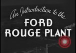 Image of Henry Ford with quadricycle Dearborn Michigan USA, 1934, second 12 stock footage video 65675078247