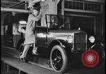 Image of 15 millionth and 20 millionth Ford cars Dearborn Michigan USA, 1931, second 2 stock footage video 65675078248