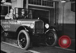 Image of 15 millionth and 20 millionth Ford cars Dearborn Michigan USA, 1931, second 8 stock footage video 65675078248
