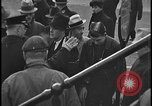Image of Union organizers from UAW at Ford plant Dearborn Michigan  USA, 1938, second 1 stock footage video 65675078258