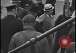 Image of Union organizers from UAW at Ford plant Dearborn Michigan  USA, 1938, second 3 stock footage video 65675078258