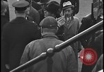 Image of Union organizers from UAW at Ford plant Dearborn Michigan  USA, 1938, second 5 stock footage video 65675078258