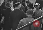 Image of Union organizers from UAW at Ford plant Dearborn Michigan  USA, 1938, second 7 stock footage video 65675078258