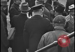 Image of Union organizers from UAW at Ford plant Dearborn Michigan  USA, 1938, second 8 stock footage video 65675078258