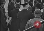 Image of Union organizers from UAW at Ford plant Dearborn Michigan  USA, 1938, second 9 stock footage video 65675078258