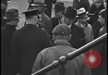 Image of Union organizers from UAW at Ford plant Dearborn Michigan  USA, 1938, second 12 stock footage video 65675078258