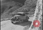 Image of Ford cars being tested in rugged conditions United States USA, 1932, second 6 stock footage video 65675078263
