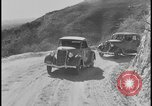 Image of Ford cars being tested in rugged conditions United States USA, 1932, second 8 stock footage video 65675078263
