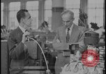 Image of Henry Ford and Edsel Ford Dearborn Michigan USA, 1932, second 1 stock footage video 65675078266