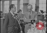 Image of Henry Ford and Edsel Ford Dearborn Michigan USA, 1932, second 2 stock footage video 65675078266