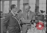 Image of Henry Ford and Edsel Ford Dearborn Michigan USA, 1932, second 3 stock footage video 65675078266