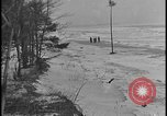 Image of Ford Executive Harry Bennett and friends frolic in snow Tawas Michigan USA, 1924, second 1 stock footage video 65675078270