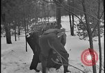 Image of Ford Executive Harry Bennett and friends frolic in snow Tawas Michigan USA, 1924, second 9 stock footage video 65675078270