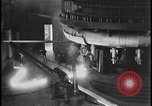 Image of Views inside the Steel mill at the Ford Rouge plant Dearborn Michigan USA, 1928, second 11 stock footage video 65675078282